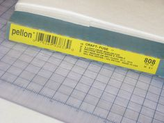 Pellon Craft Fuse by idontdodishes on Etsy, $2.65