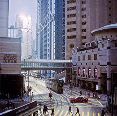 Central business centre, Hong Kong