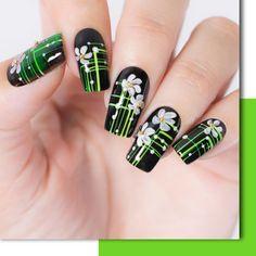 Cute Halloween Nails, Halloween Acrylic Nails, Cute Nails For Fall, Fall Acrylic Nails, Halloween Nail Designs, Nail Art Designs Videos, Fingernail Designs, Nail Design Video, Nail Art Videos
