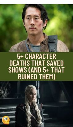 Some you saw coming, some you celebrated (looking at you, Joffrey from Game of Thrones), and some you absolutely hated.