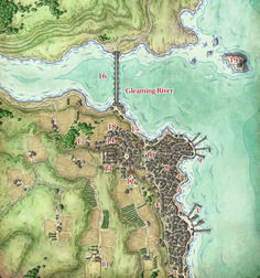 Dungeon Master's Guide Maps - Google Search