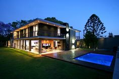 Amazing modern home in Johannesburg