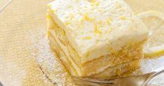 Le tiramisu au citron, la recette rafraîchissante à ne surtout pas manquer !
