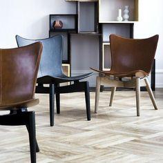 Bilderesultat for shell lounge chair