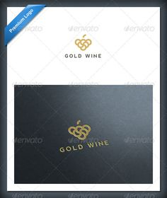 Logo Design Template, Logo Templates, Coin Logo, Wine Brands, Unique Logo, Minimal Logo, Business Logo Design, Logo Food, Logo Images