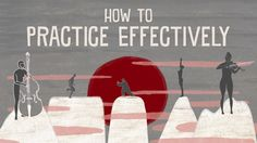 How to Practice Just About Anything More Effectively