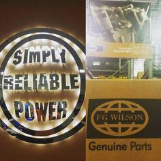 @srpamericas #genuineparts #fgwilson #dieselgenerators #generators