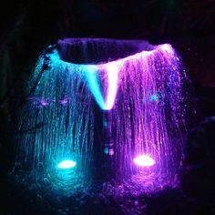 Underwater 10W 12V LED Flood Spot Light for Water Aquarium Garden Pond Pool Tank