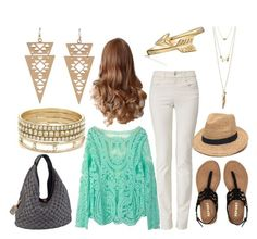 """""""Style This Shirt!"""" by music-and-fashion-111 ❤ liked on Polyvore featuring Armani Jeans, Aéropostale, UGG Australia, ále by Alessandra, Charlotte Russe, I-Sosceles You, Bling Jewelry, BCBGeneration, women's clothing and women"""