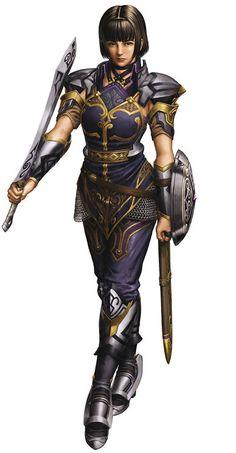 Leone from Valkyrie Profile: Silmeria