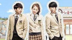 School: Love On did u guys watch it K Drama, Watch Drama, Drama Fever, Nam Woo Hyun, Wattpad Book Covers, Wattpad Books, Hi School Love On, Kdramas To Watch, Korean Variety Shows