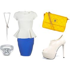 Meeting, created by aseel-dabbagh on Polyvore