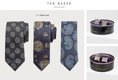 Accessories from Ted Baker that will instantly elevate your formalwear…