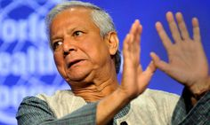 Inspirartion: Muhammad Yunus