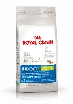 INDOOR APPETITE CONTROL - Für ausgewachsene #Katzen, die nur im #Hause leben und zu sehr großem #Appetit neigen. INDOOR APPETITE CONTROL kann auf natürliche Weise den #Appetit von #Katzen, die nur im Hause leben, dank eines ausgewogenen Gehalts an #Proteinen und Nährfasern kontrollieren helfen. Kann gleichzeit helfen, den Erhalt des #Idealgewichts zu unterstützen.  http://www.royal-canin.de/katze/produkte/im-fachhandel/nahrung-nach-mass/1-bis-7-jahre/indoor-appetite-control/eigenschaften/