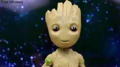 Guardians of the Galaxy Vol. 2 Giant Baby Groot Star-Lord Drax Spiderman Rocket Raccoon Fight Thanos Guardians of the Galaxy Vol. 2 Giant Baby Groot with Star-Lord and Drax with Spiderman and Rocket Raccoon fight Thanos by ToysReviewToys The Guardians of the Galaxy Vol 2 crash land on a planet. They find Thanos and fight him. Baby Groot transforms into a giant becoming Giant Baby Groot. The Guardians of the Galaxy Vol. 2 defeat Thanos with Spiderman. This video is made by the…