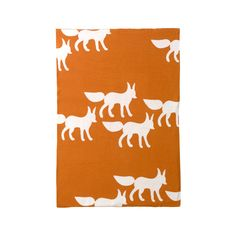 dwell studio, fox blanket, giggl nurseri, graphic knit, baby blankets