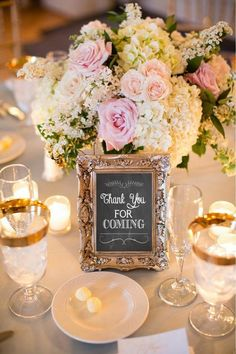 DIY wedding planner with ideas and tips including DIY wedding decor and flowers. Everything a DIY bride needs to have a fabulous wedding on a budget! Mod Wedding, Wedding Signs, Floral Wedding, Rustic Wedding, Elegant Wedding, Trendy Wedding, Wedding Country, Purple Wedding, Chic Wedding
