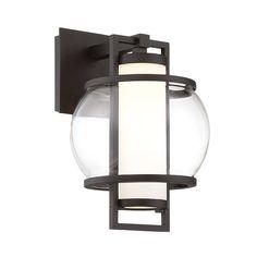 Modern Forms Lucid 1-Light Outdoor Wall Lantern