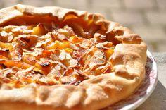 Tarte aux pommes caramélisées et amandes - Dans la cuisine d'Audinette