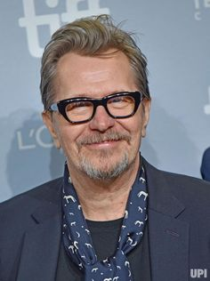 Gary Oldman attends the Toronto International Film Festival photocall for 'Darkest Hour' at TIFF Bell Lightbox in Toronto, Canada on…