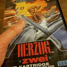 Before Dune 2 and C&C this is what we played. #FlashbackFriday #fbf #flashback #game #gaming #console #cartridges #megadrive #genesis #herzog #rts #gurkozgames