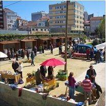 RASTRO PARQUES DOS CONDES, MONFORTE DE LEMOS | Mercados ecológicos ecoagricultor.com