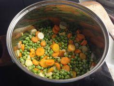 A zöldborsóleves titka - Lepcsánkparty Beans, Food And Drink, Vegetables, Essen, Vegetable Recipes, Beans Recipes, Veggies