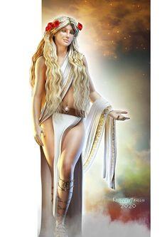 Aphrodite by kosv01 on DeviantArt
