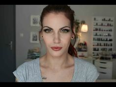 Urban Decay Electric Palette Make Up Tutorial - YouTube