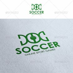Soccer Field Logo - EPS Template • Only available here ➝ http://graphicriver.net/item/soccer-field-logo/2827928?ref=pxcr