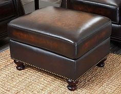 Abbyson Living Barclay Hand Rubbed Leather Ottoman  http://www.furnituressale.com/abbyson-living-barclay-hand-rubbed-leather-ottoman/