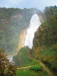 El Chiflón, Chiapas