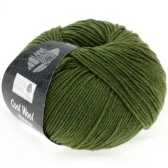 COOL WOOL 0101-olive green mix