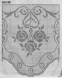 World crochet: Schemes crochet