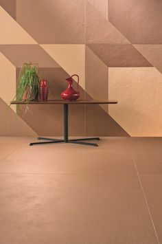 Porcelain stoneware wall/floor #tiles TIERRAS INDUSTRIAL TRIO MIX TIERRAS Collection by MUTINA | #design Patricia Urquiola