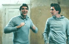 (100+) james and oliver phelps | Tumblr