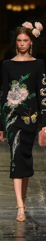 Dolce & Gabbana Alta Moda Spring 2016 ♕BOUTIQUE CHIC♕