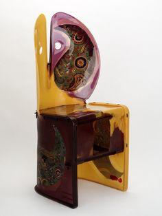 Gaetano Pesce, Nobody's Chair (2002)