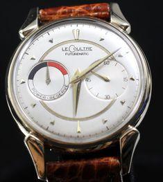 1953 LeCoultre Futurematic Men's Watch