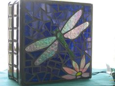 show pictures of mosaic on glass blocks | Poppins Mosaics and Crafts' favorite photos and videos | Flickr