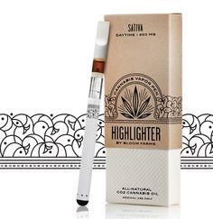 Highlighter packaging
