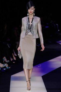 Armani Privé primavera 2013 Couture - Colección - Galería - Style.com