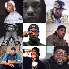I Miss My Era Of Hip Hop Music