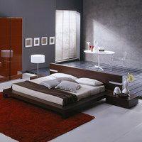 Rossetto Win Platform Bed 4 Piece Bedroom Set   Bedplanet.com   Bedplanet