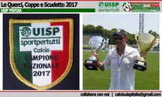 SCUDETTO UISP 2017 | Le Querci si cuciono il Tricolore sul Cuore: 3-1 alla Piemme Grafica