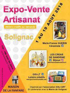 Les Créas de Sandrine à Solignac 2018 Monopoly, Creative Workshop, Creative Crafts, Jewerly