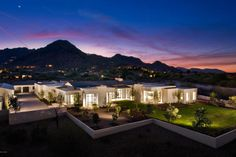 Paradise Valley Brand New Contemporary Estate on 2.56 Acres asking $7.5 Million
