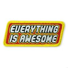 Everything is Awesome V2 Morale Patch                                                                                                                                                                                 More