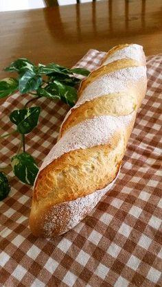 誰でも簡単♪フランスパン☆HB